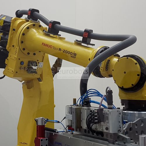 Fanuc R 30ia Robot Manual